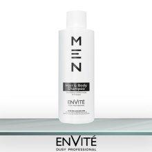 Dusy ENVITE Men Hair & Body Shampoo 1 L