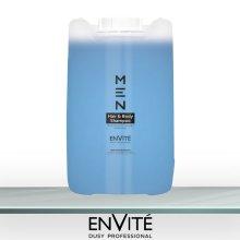 Dusy ENVITE Men Hair & Body Shampoo 5 L