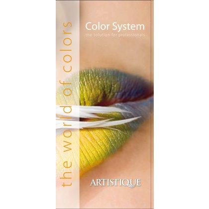 Artistique Color System Farbkarte