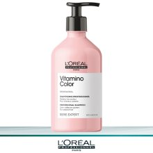 Loreal Serie Expert Vitamino Color Shampoo 500 ml