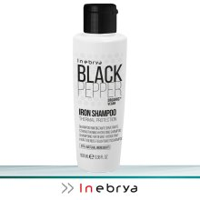 Inebrya Black Pepper Iron Shampoo 100 ml