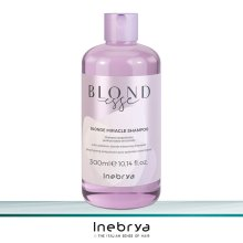 Inebrya Blondesse Blonde Miracle Shampoo 300ml