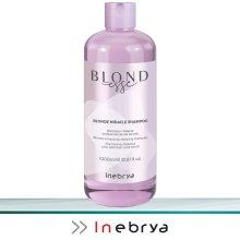 Inebrya Blondesse Blonde Miracle Shampoo 1 L