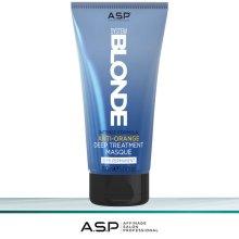 A.S.P System Blonde Anti-Orange Maske 150 ml