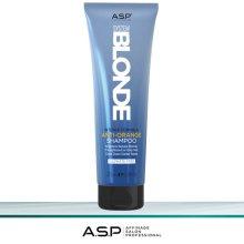 A.S.P System Blonde Anti-Orange Shampoo 275 ml