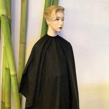 Haarschneideumhang Eco schwarz