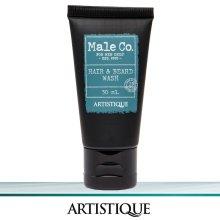 Artistique Male Co Hair & Beard Wash 50 ml