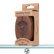 Hunter114 Grooming Brush Naturholz