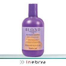 Inebrya Blondesse No Orange Shampoo 300 ml