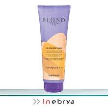 Inebrya Blondesse No Orange Maske 250 ml