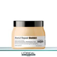 Loreal Absolute Repair Golden Mask 500 ml