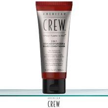 American Crew 2-in-1 Skin Moisturizer & Beard...
