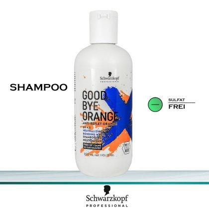 Schwarzkopf Goodbye Orange Shampoo 300 ml