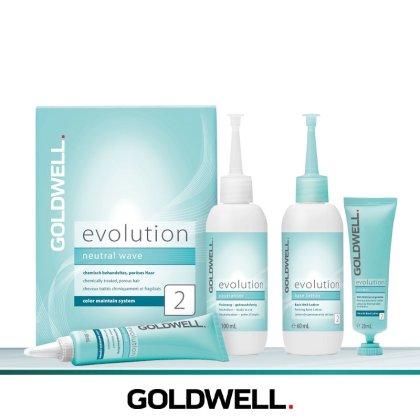 Goldwell Evolution Dauerwell-Set 2