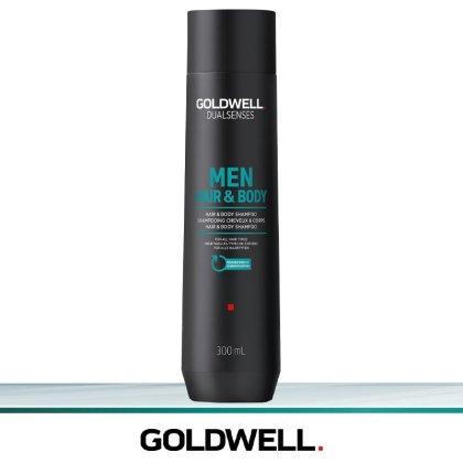 Goldwell Men Hair & Body Shampoo 300 ml