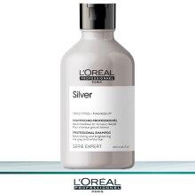 Loreal Serie Expert Silver Shampoo 300 ml