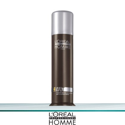 Loreal Homme Mat Modellierpomade 80 ml