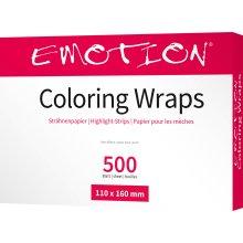 Strähnenpapier Coloring Wraps 110x160mm