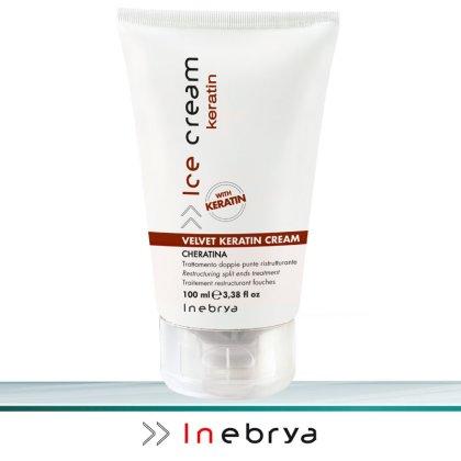 Inebrya Ice Cream Velvet Keratin Cream 100 ml