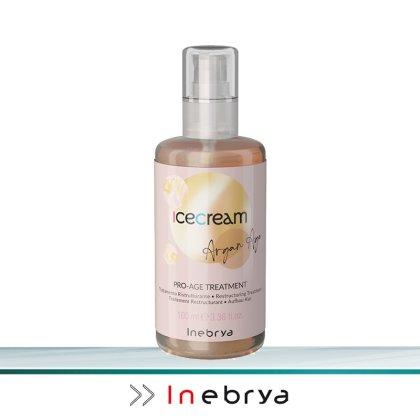 Inebrya Ice Cream Argan Age Treatment 100 ml