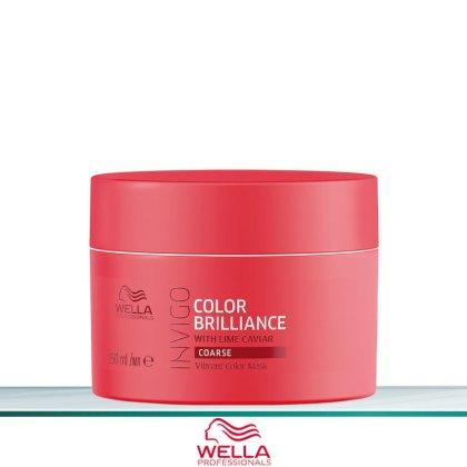 Wella Invigo Color Brilliance Vibrant Color Maske Coarse 150 ml