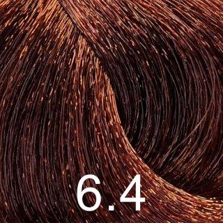 6.4 dunkel-kupferblond