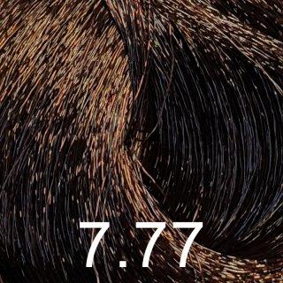 7.77 mittelblond intensivbraun