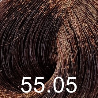 55.05 hellbraun intensiv natur mahagoni